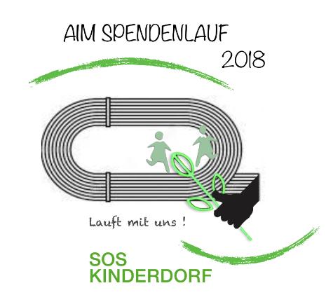 Logo Spendenlauf
