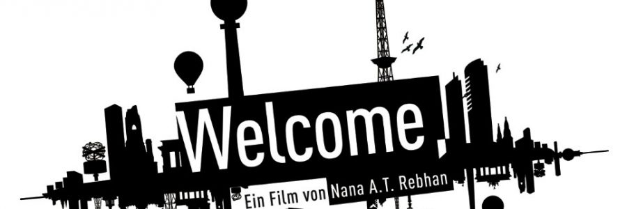 Logo Welcome Goodbye Film