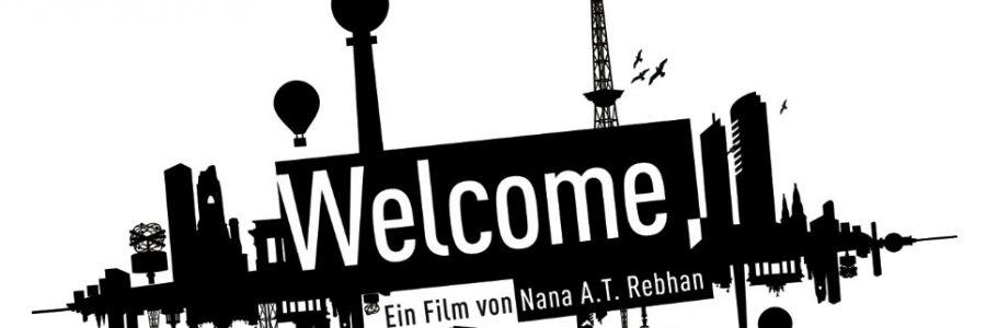 Logo Welcome Goodbye Film